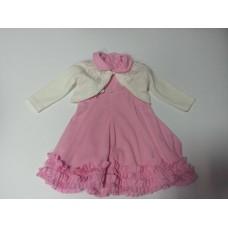 Бебешка рокля с болеро