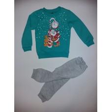Детски комплект дядо Коледа